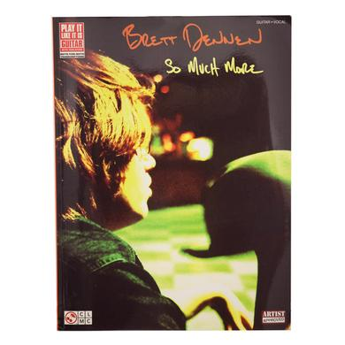 Brett Dennen So Much More Songbook