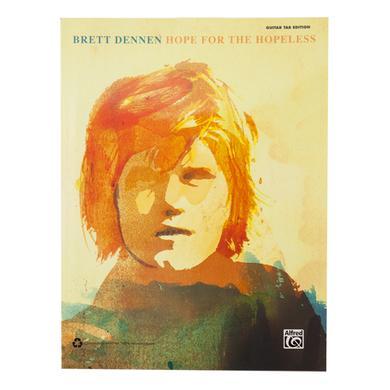 Brett Dennen Hope for the Hopeless Songbook