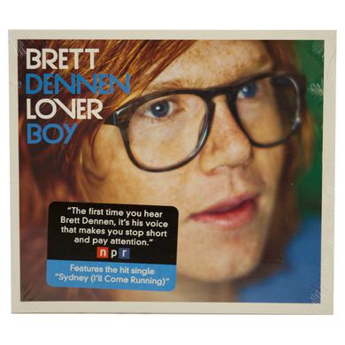 Brett Dennen Loverboy CD