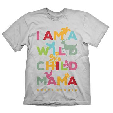Brett Dennen Wild Child Youth Tee