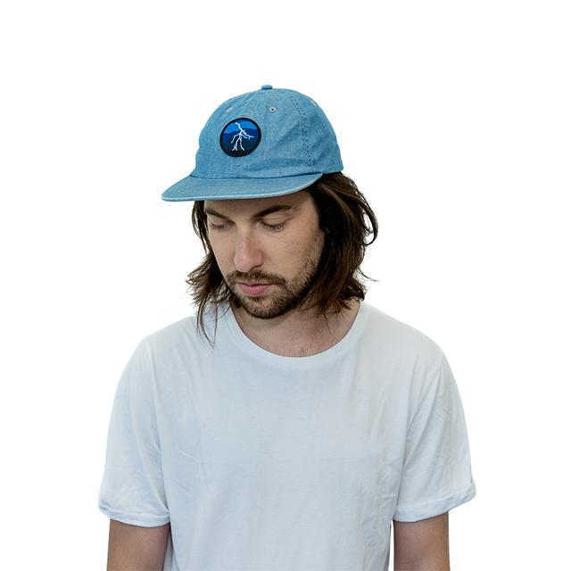 Calvin Harris TIWYCF Patch Hat (Denim)