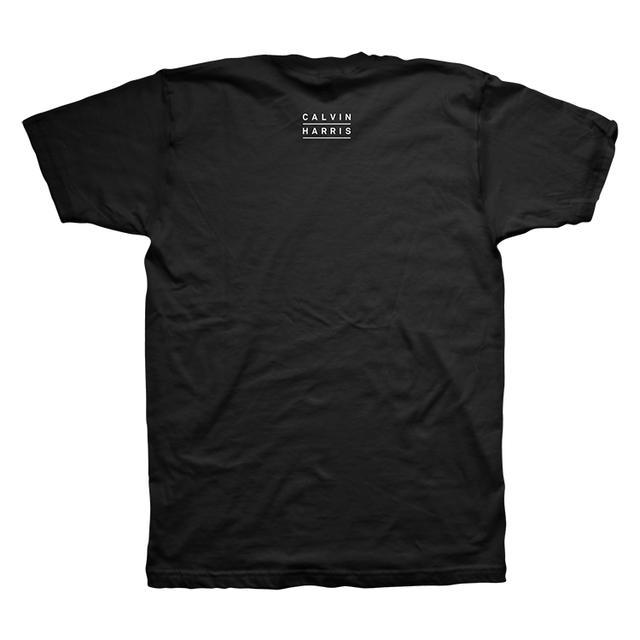 Calvin Harris Box Logo Tee (Black)