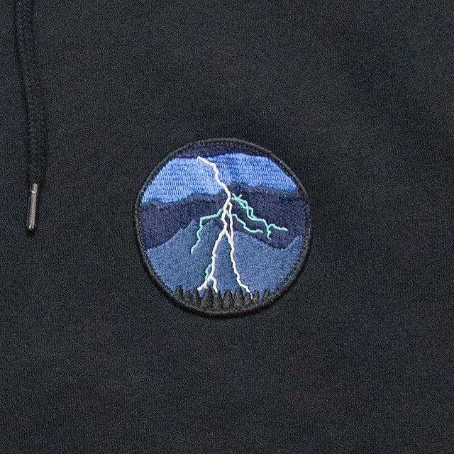 Calvin Harris TIWYCF Chest Patch Hoodie