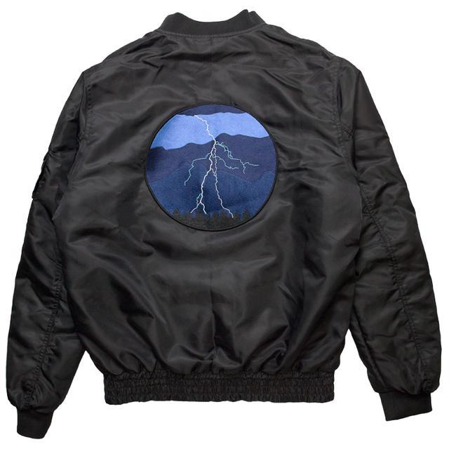Calvin Harris TIWYCF Aviator Jacket