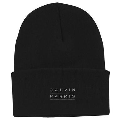 Calvin Harris Logo Beanie (Black)