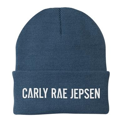 Carly Rae Jepsen Embroidery Beanie