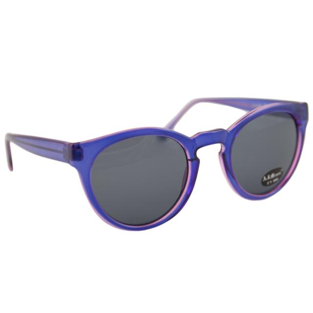 Carly Rae Jepsen Purple Sunglasses