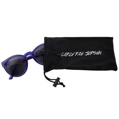 Carly Rae Jepsen Purple Sunglasses