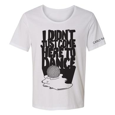 Carly Rae Jepsen Disco Ball Tee