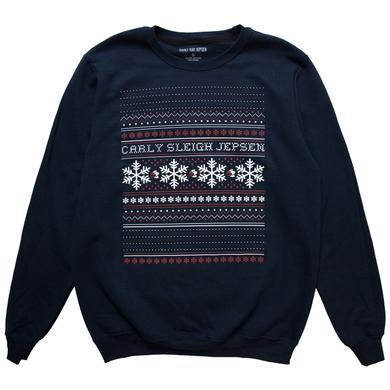 Carly Rae Jepsen Printed Holiday Sweater