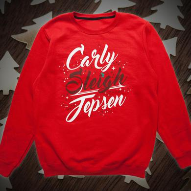 Carly Rae Jepsen Carly Sleigh Jepsen Sweater