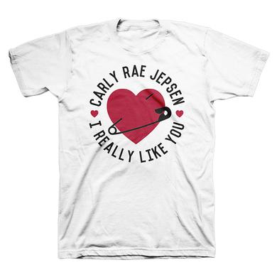 Carly Rae Jepsen Really Like You Tee