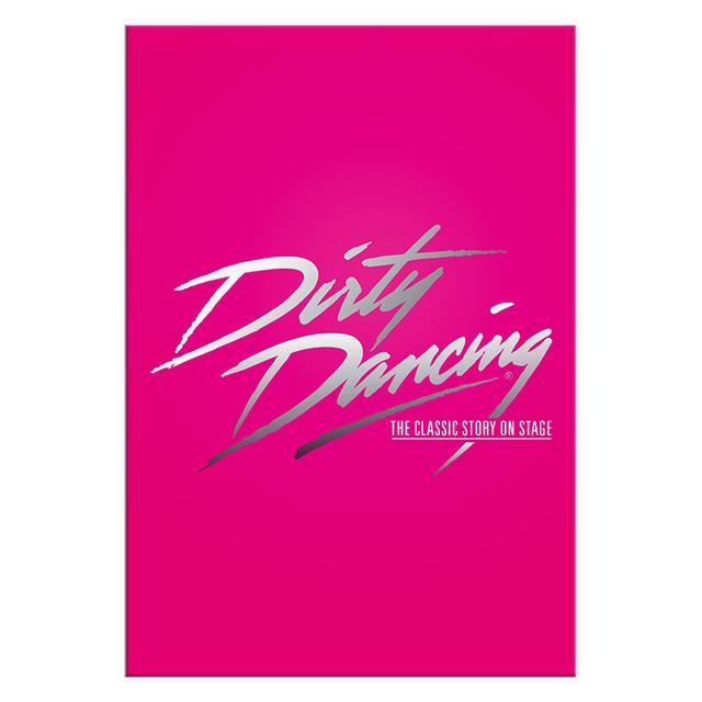 DIRTY DANCING Program Book