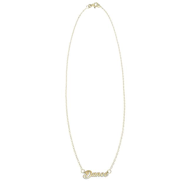 DIRTY DANCING Dance Necklace