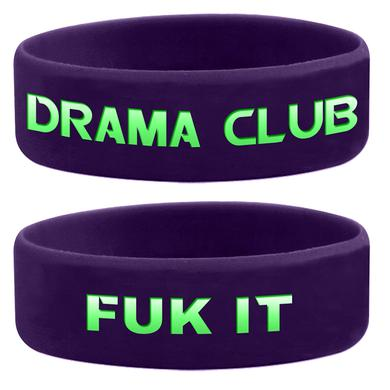Drama Club Fuk It Silicone Bracelet