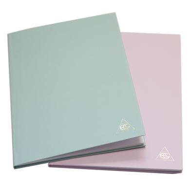 Ellie Goulding EG Purple Journal