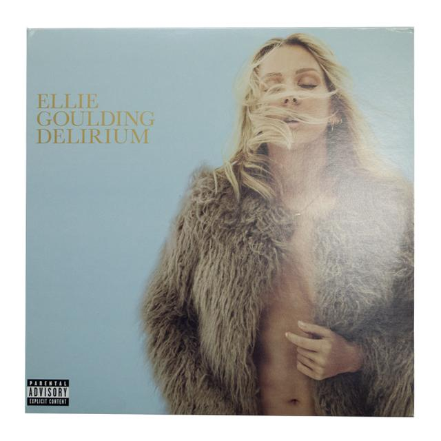Ellie Goulding Double Disc White Vinyl