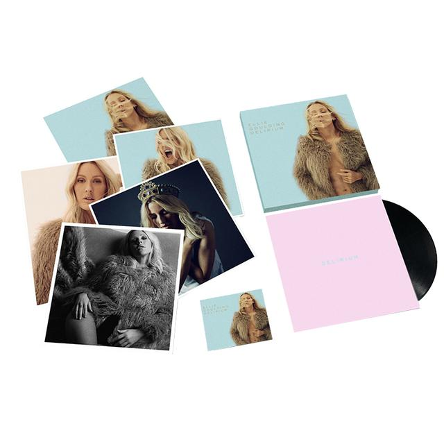 Ellie Goulding Signed Super Deluxe Box Set