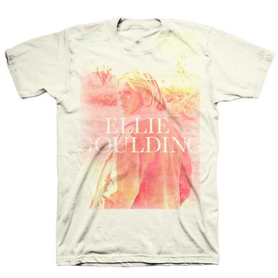 Ellie Goulding Sunset Photo Tee