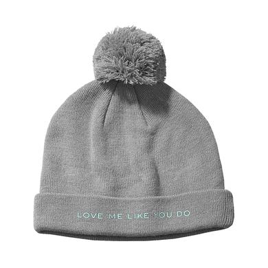 Ellie Goulding Love Me Embroidered Beanie