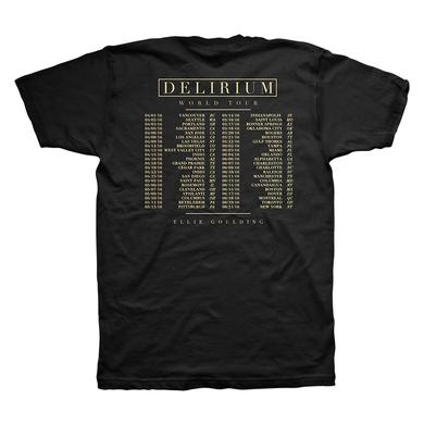 Ellie Goulding Crown N.A. Tour Tee