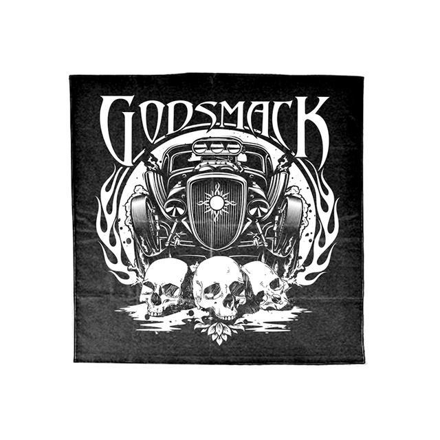 Godsmack Hot Rod Bandana