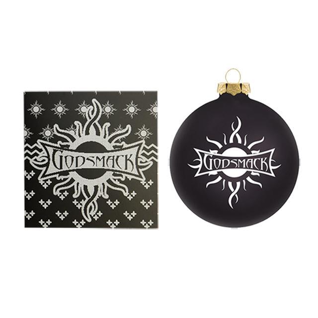 Godsmack Holiday Card + Ornament Bundle