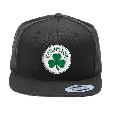 Godsmack Boston Clover Snapback Hat
