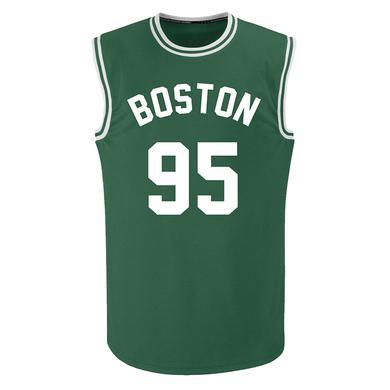 Godsmack Boston 95 Basketball Jersey