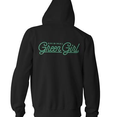 Idina Menzel Green Girl Hoodie