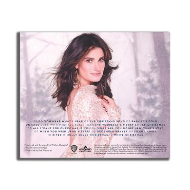 Idina Menzel Holiday Wishes CD