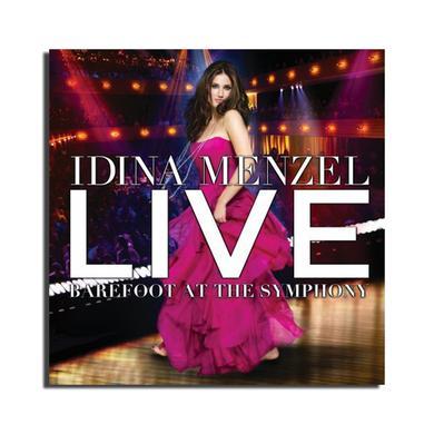 Idina Menzel Idina Barefoot Symphony CD