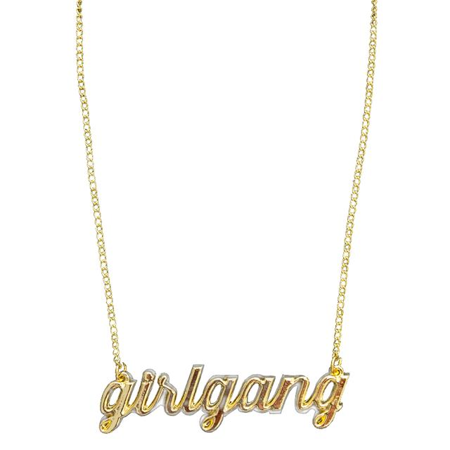 Kate Nash Girlgang Necklace