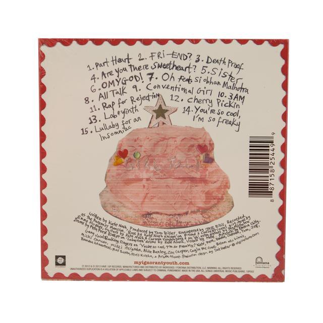 Kate Nash Girl Talk CD