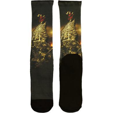 KoRn Follow The Leader Socks