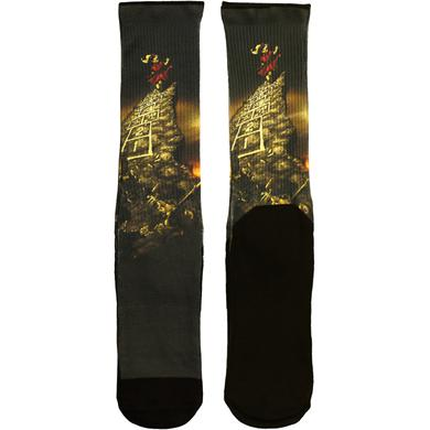 KoRn Follow The Leader Socks