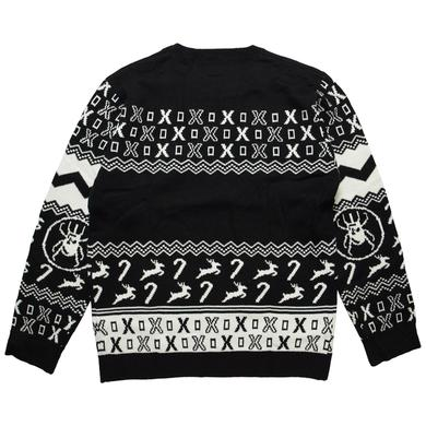 Korn Jacquard Knit Sweater