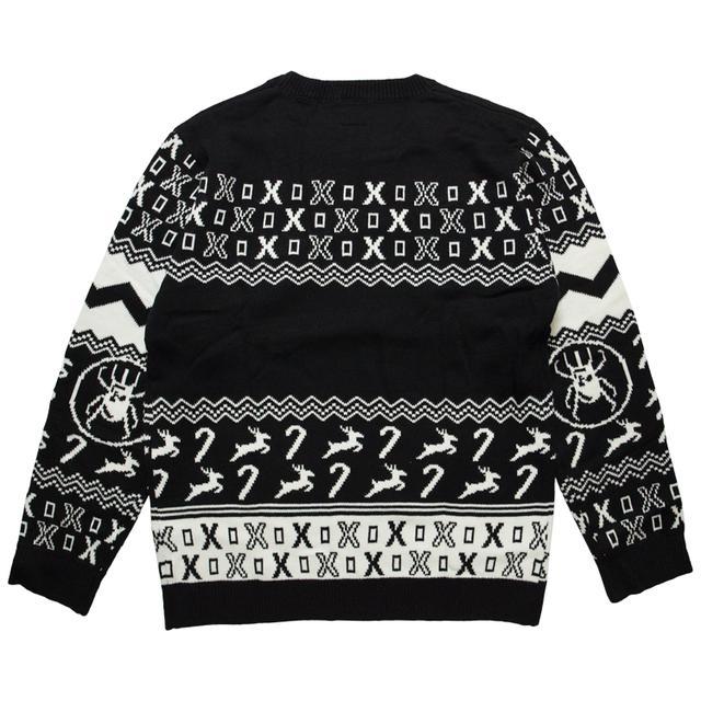 Korn Jacquard Knit Sweater