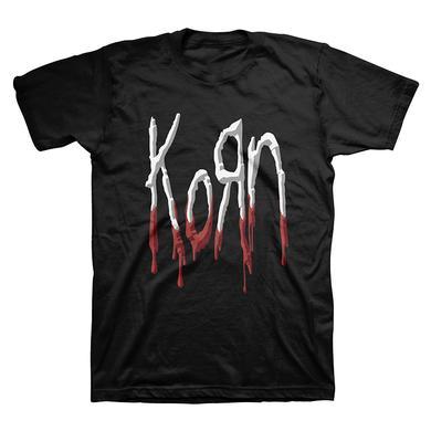 KoRn Bloody Logo Tee