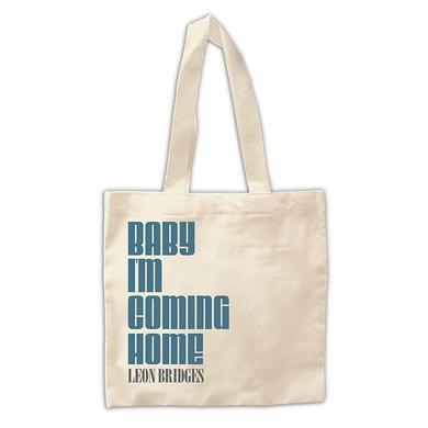 Leon Bridges Coming Home Tote Bag