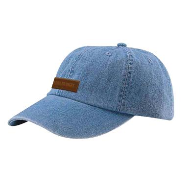Leon Bridges Denim Logo Hat