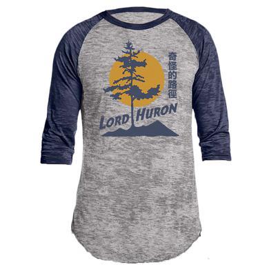 Lord Huron Scenic Baseball Tee