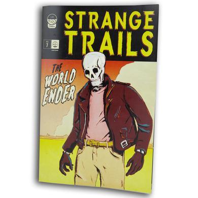 Lord Huron Strange Trails Comic Book