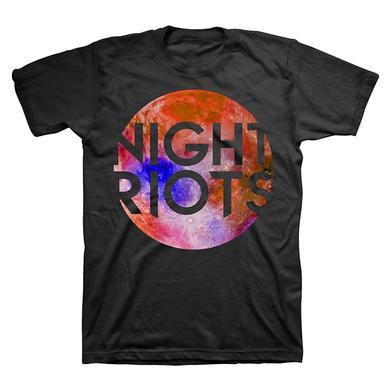 Night Riots Blood Moon Tee
