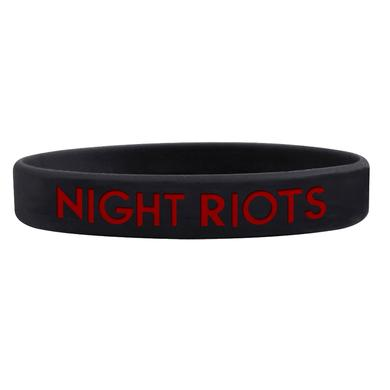 Night Riots Wristband