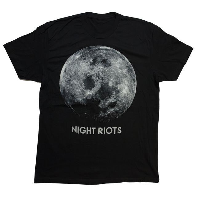 Night Riots Moon Tee
