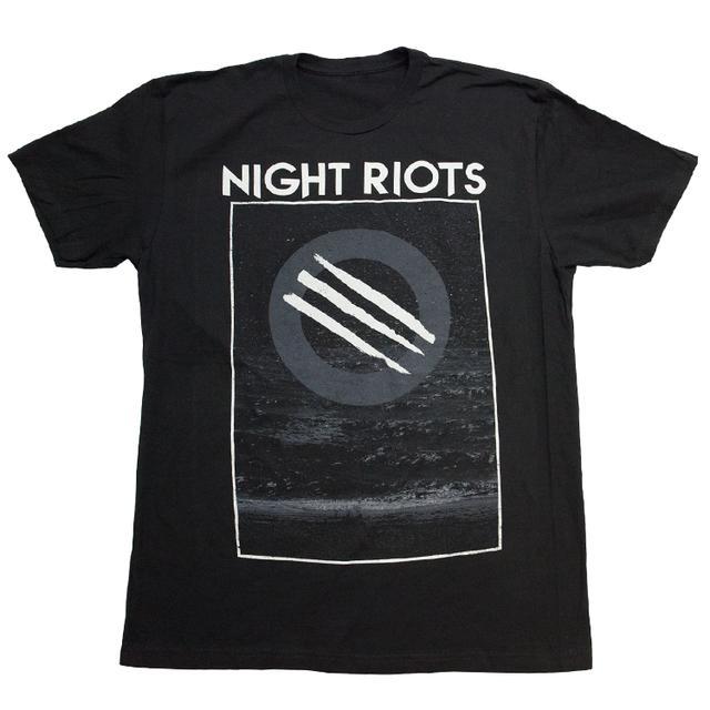 Night Riots Three Strike tee