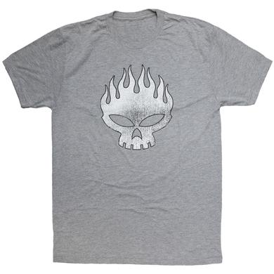 The Offspring Distressed Skull Tee