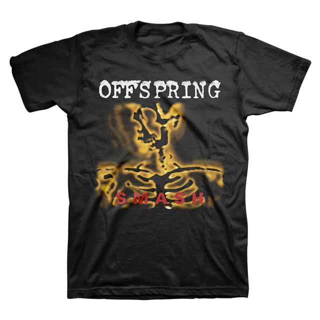 The Offspring Black Smash Tee