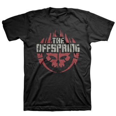 The Offspring Skull Logo Tee